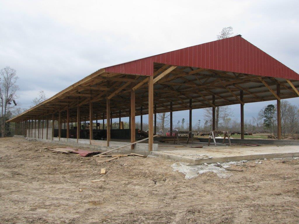 Beef Waste Facility