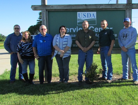 Contact Us | Missouri Soil and Water