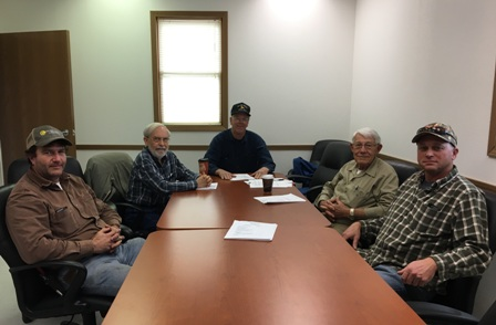 Grundy County SWCD Board of Supervisors