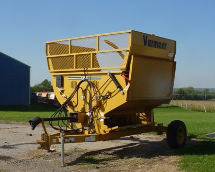 Big Bale Mulcher