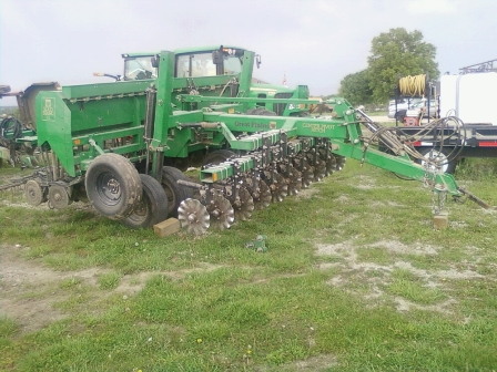 12' Solid Stand No-Till Drill