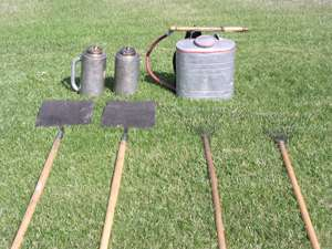 Burn Equipment