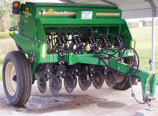 Great Plains No-Till Drill