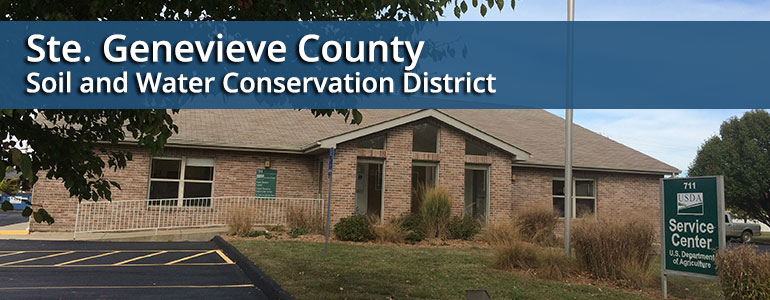 Ste. Genevieve Soil and Water Conservation District photo