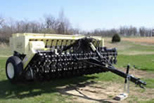 Truax 10 ft Warm Season Grass Drill