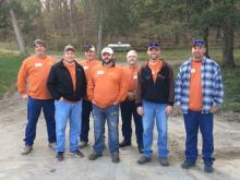 Smithfield Volunteers from Milan Plant & Hog Division