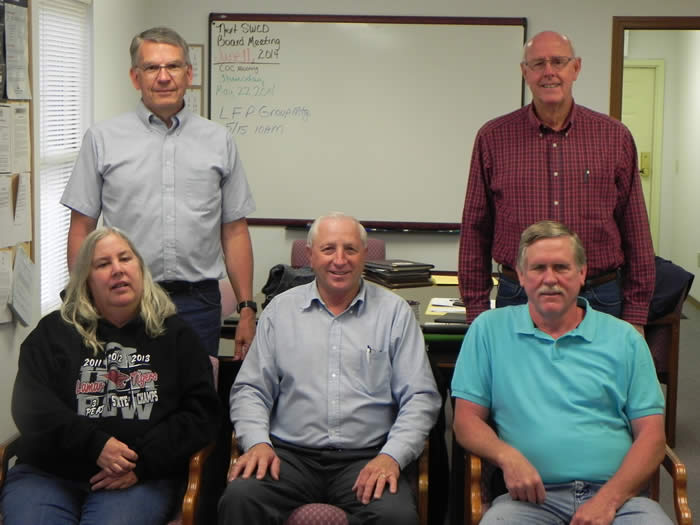 Webster County Board Members