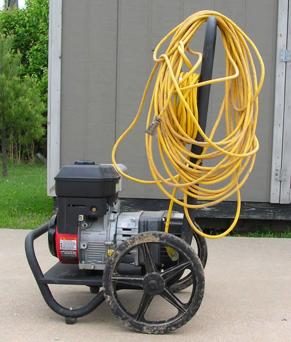 Generator for Hammer Drill